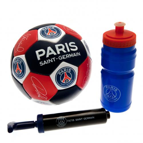 Pack Bola Futebol Paris Saint-Germain