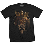 Camiseta World of Warcraft de homem - Design: Blackhand Compilation