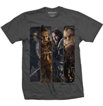 Camiseta World of Warcraft de homem - Design: Character Slice