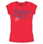 Camiseta The Rolling Stones Team Logo