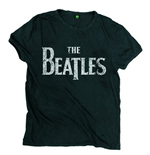 Camiseta The Beatles Vintage Drop T Logo