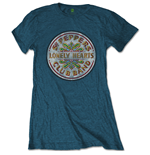 Camiseta The Beatles Sgt Pepper Drum