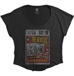 Camiseta The Beatles Live in Liverpool