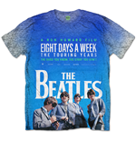 Camiseta The Beatles 8 Days a Week Movie Poster
