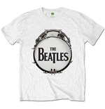 Camiseta The Beatles Original Drum Skin