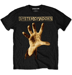 Camiseta System of a Down Hand