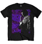 Camiseta Jimi Hendrix Purple Haze