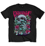 Camiseta Bullet For My Valentine Skull Red Eyes