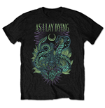 Camiseta As I Lay Dying Cobra
