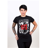 Camiseta 5 seconds of summer de mulher - Design: Live SoS