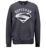Moletom Superman Logo Spray