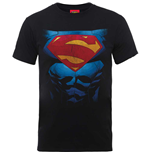 Camiseta Superman de homem - Design: Superman Pectacular Logo
