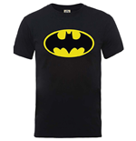 Camiseta Batman Originals Official Batman Logo