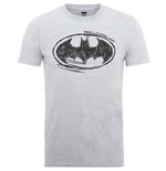 Camiseta Batman Batman Sketch Logo