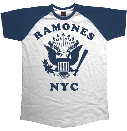 Camiseta Ramones Retro Eagle