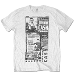 Camiseta Johnny Cash The Fabulous Johnny Cash Show