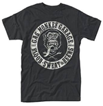 Camiseta Gas Monkey Garage - BLOOD, Sweat & Beers
