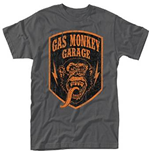 Camiseta Gas Monkey Garage - Shield