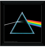 Foto Moldura Pink Floyd - Dark Side Of The Moon - 30x30 Cm