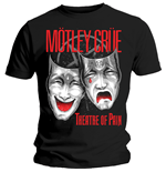 Camiseta Mötley Crüe Theatre of Pain Cry
