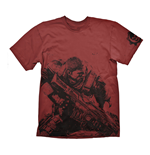 Camiseta Gears of War 244788