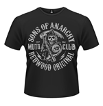 Camiseta Sons of Anarchy 245476