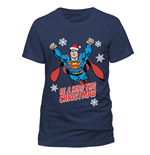 Camiseta Superman - Christmas Hero