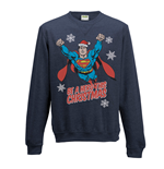 Moletom Superman - Christmas Hero