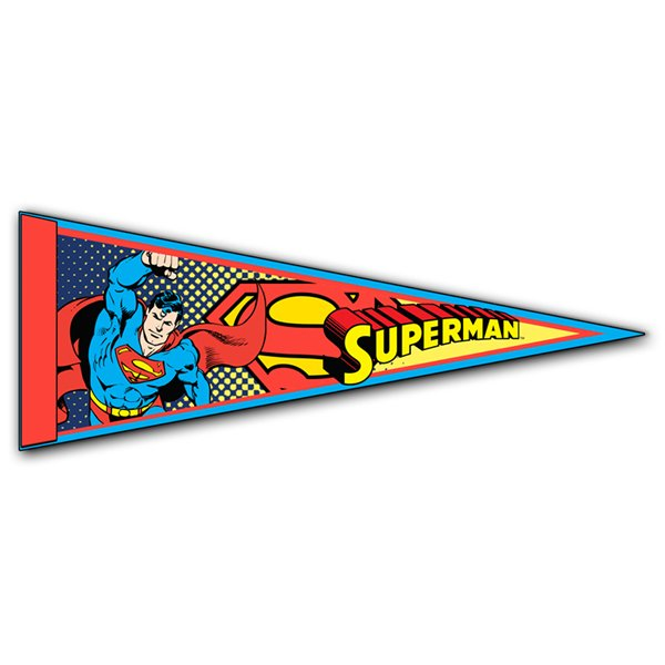 Bandeirinha Superman