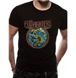 Camiseta Foo Fighters 247936