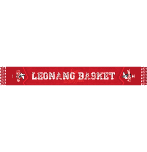 Cachecol Legnano Basket Knights