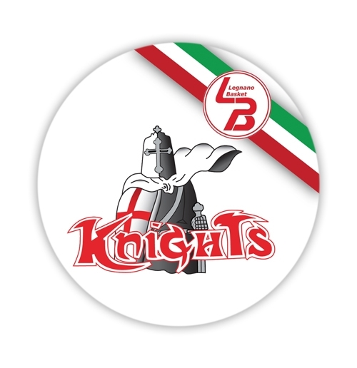 Tapete do mouse Legnano Basket Knights 249025