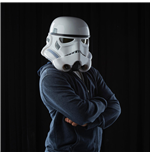 Star Wars Rogue One Black Séries Capacete Eletrônico Imperial Stormtrooper