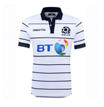 Camiseta Escócia Rugby 2016-2017 Authentic Pro Body Fit