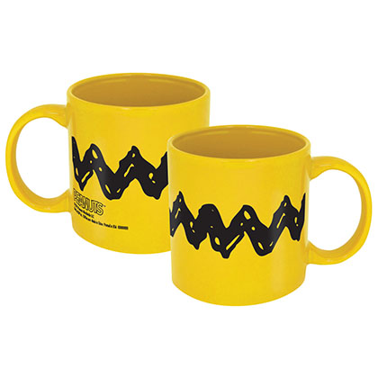Caneca Peanuts - Charlie Brown