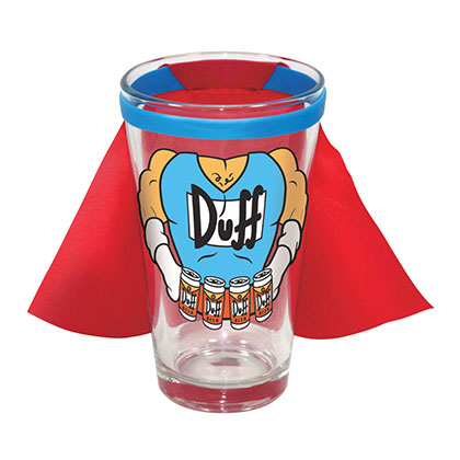 Copo Os Simpsons Duff