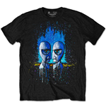 Camiseta Pink Floyd - Division Bell Drip Special Edition Preta