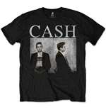 Camiseta Johnny Cash de homem - Design: Mug Shot