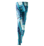 Leggings Hora de aventuras - Beemo All Over Print