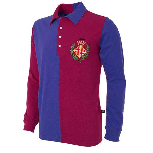 Camiseta vintage Barcelona Original  Compra Online em Oferta e97711270c5d6