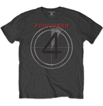 Camiseta Foreigner 4