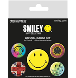 Broche Smiley 251099