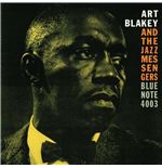 Vinil Art Blakey & The Jazz Messengers - Moanin'