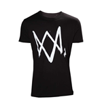 Camiseta Watch Dogs 251725