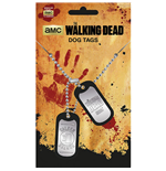 Placa de identidade The Walking Dead 251730