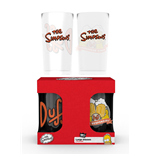 Pack Copos Os Simpsons - Home Beer