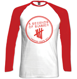 Camiseta manga longa 5 seconds of summer 251841