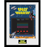Mouldura Space Invaders 252639