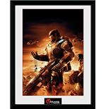 Mouldura Gears of War 252683