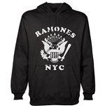 Moletom Ramones Retro Eagle New York City